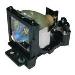 Go Lamp For Et-lad35l. Lamp Module For Panasonic Pt-d3500e Projectors ***long Life***. Type = Uhm, P