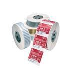 Label Roll, Thermal Paper, 76x101,6mm Moq:18