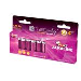 Aa Alkaline Batteries Lr06 12pcs